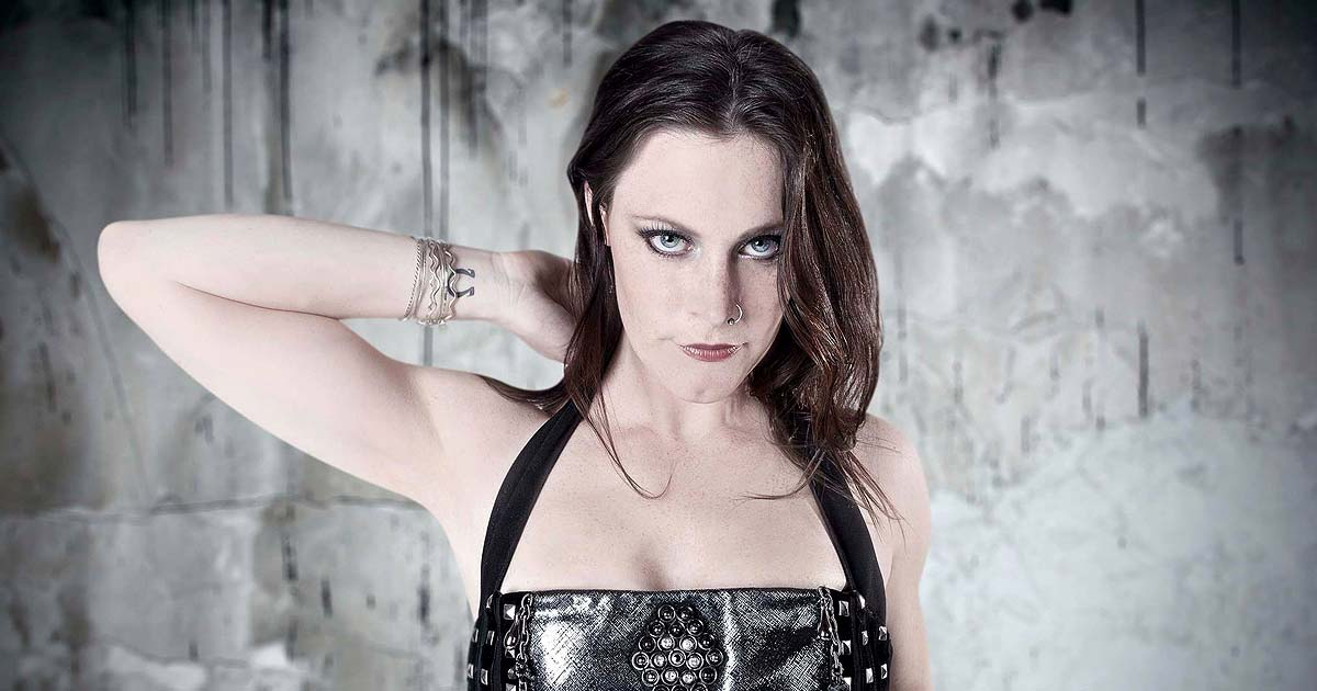 "Floor Jansen (After Forever) ""Somos la banda con voces femeninas más heavy"""
