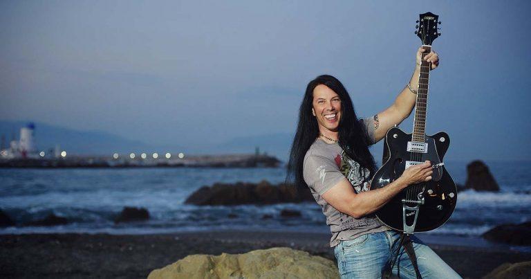Entrevista con Danny Vaughn (ex-Tyketto)