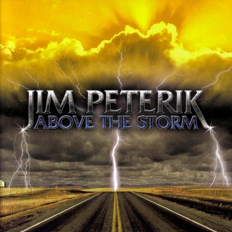 Jim Peterik 'Above the Storm'