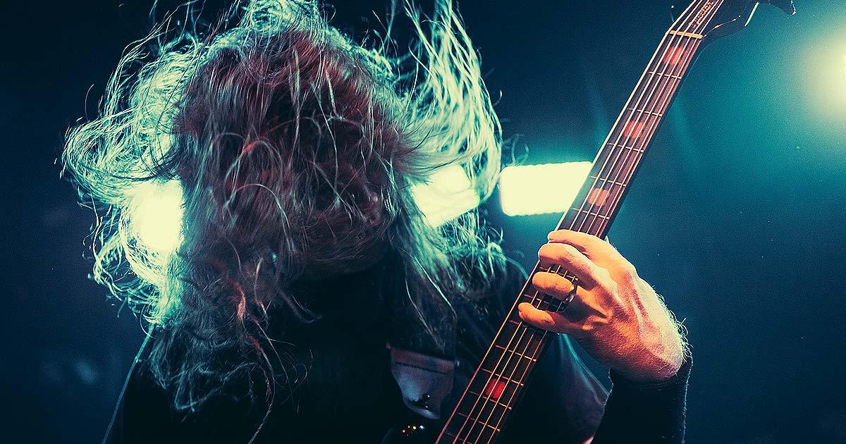 """Alex Webster (Cannibal Corpse) """"Nosotros hablamos de cómo matar gente"""""""