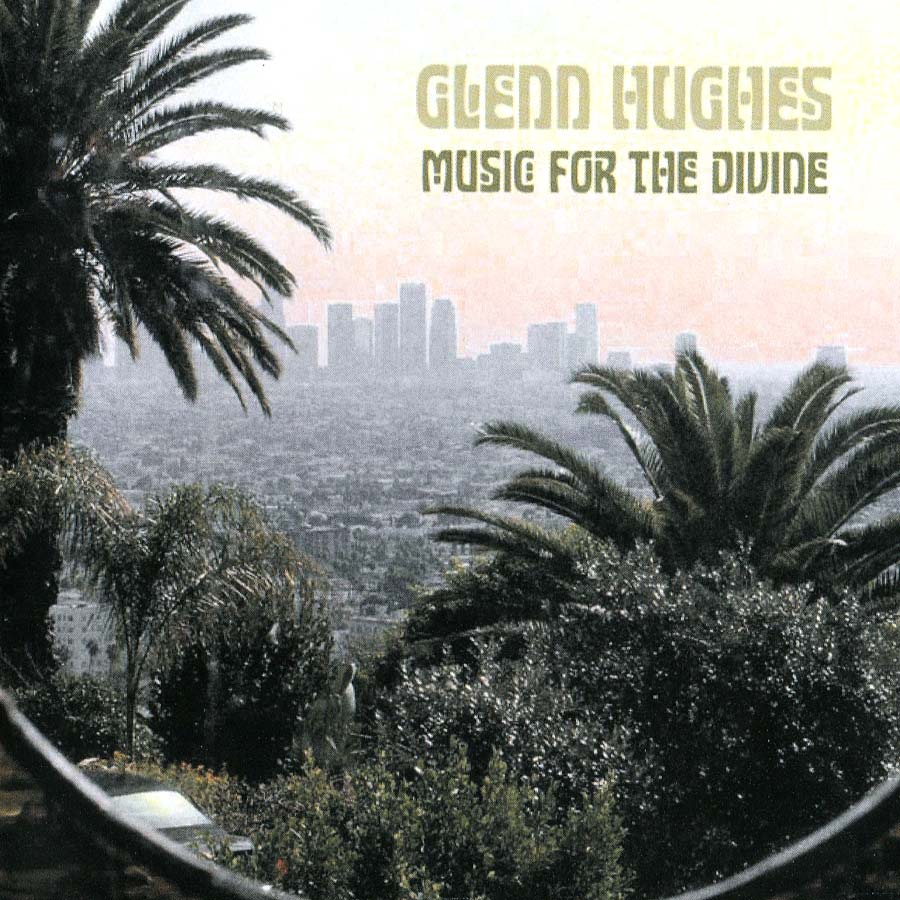 Glenn Hughes 'Music for the divine'