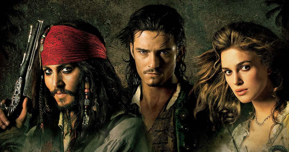 Los piratas del Caribe 2, Gore Verbinski (2006)