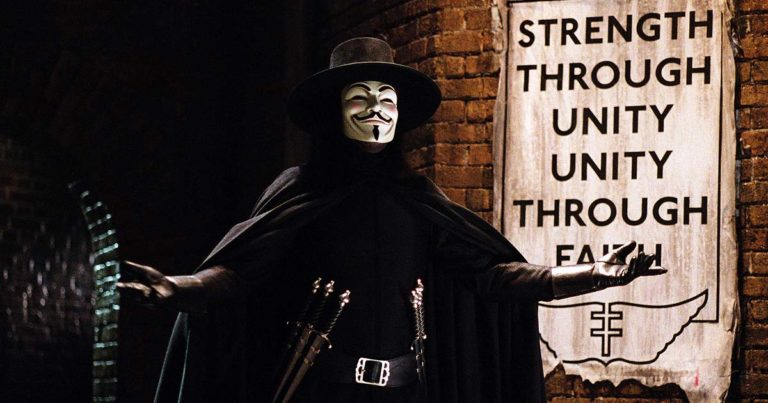 V de Vendetta, James McTeigue (2006)