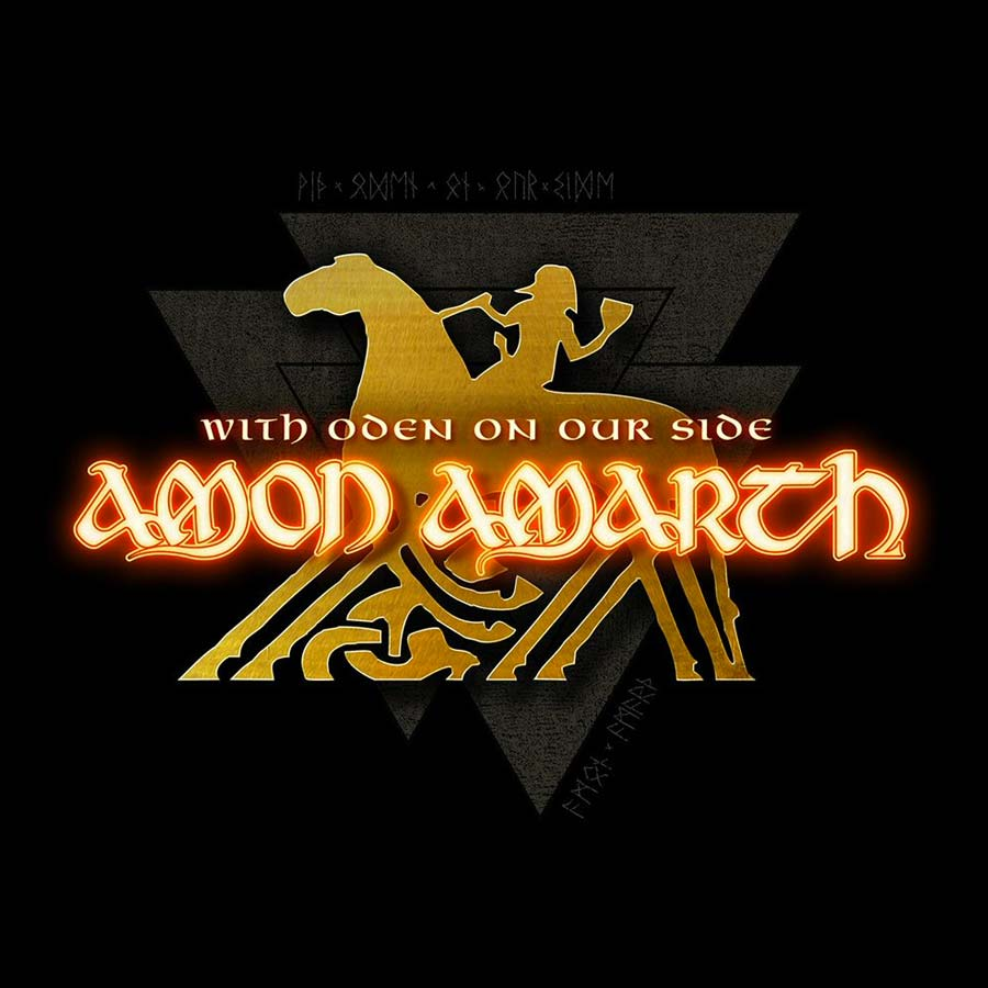 Amon Amarth 'With Oden on our side'