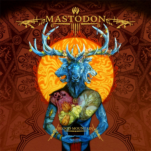 Mastodon Blood mountain, critica y portada