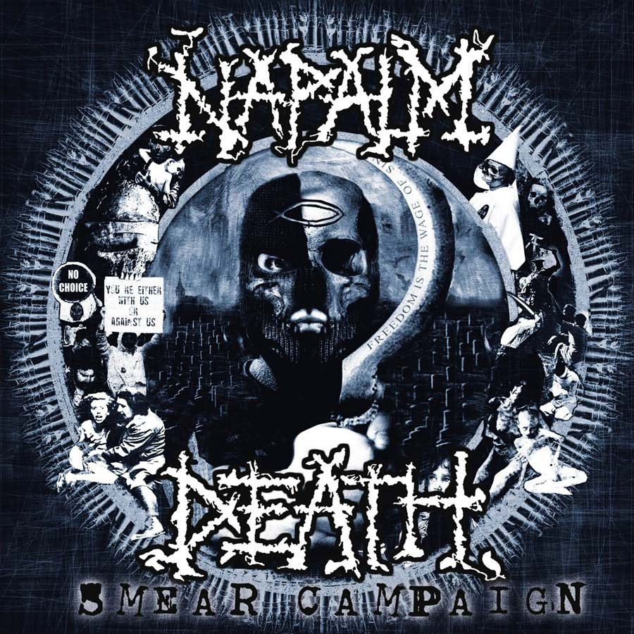 Napalm death 'Smear campaing'