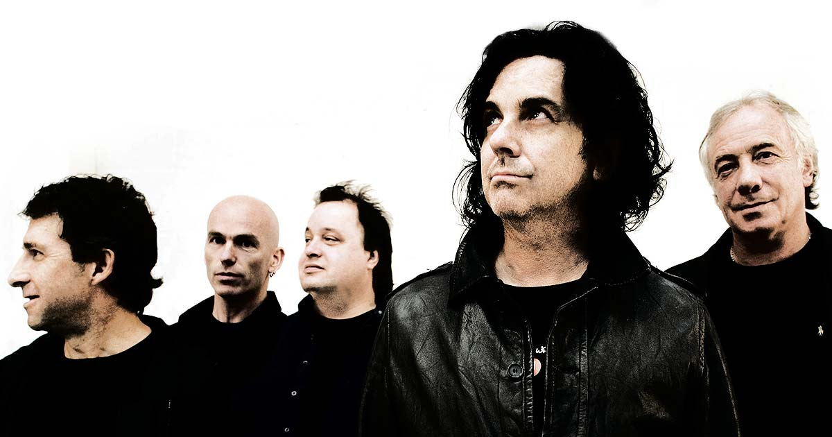 Entrevista con Steve Hogarth, Ian Mosley, Mark Kelly de Marillion