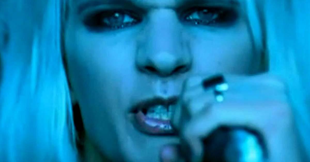 Crashdïet y el vídeo de 'In the raw'