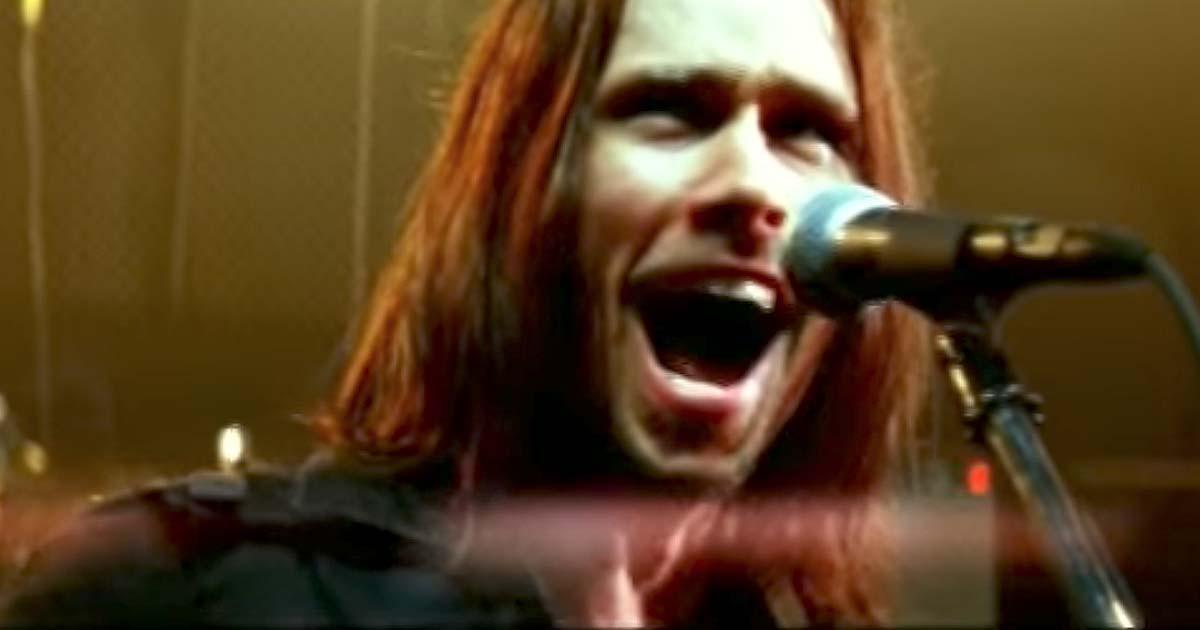 Alter Bridge y el vídeo de 'Rise Today'