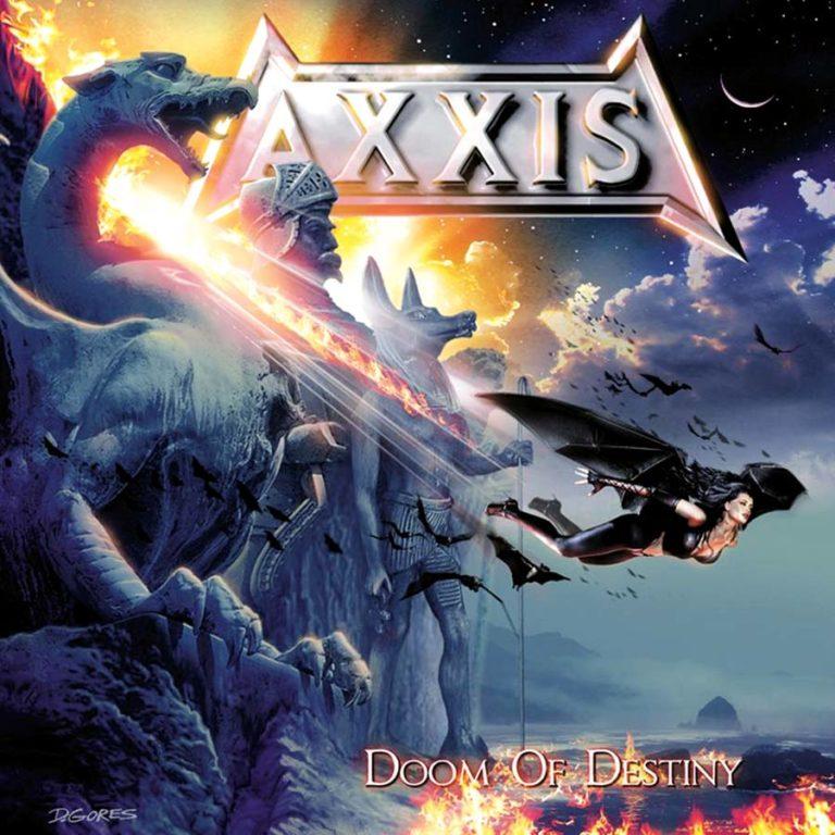 Axxis 'Doom of Destiny'