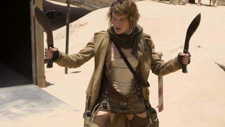 Resident Evil 3: Extinción, Russell Mulcahy (2007)