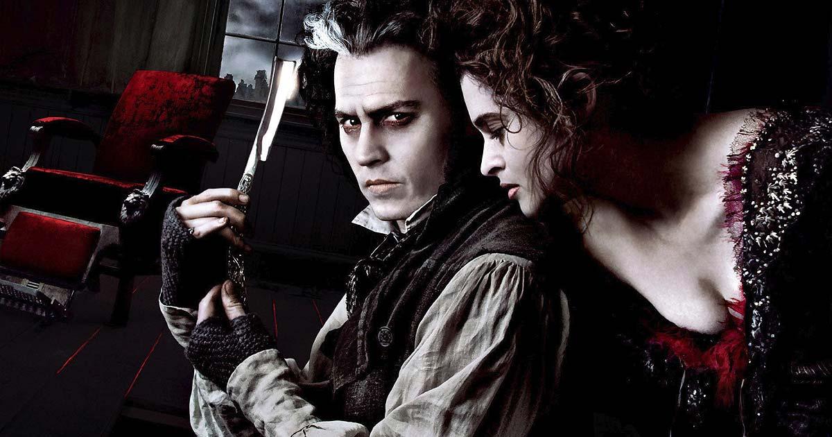 Sweeney Todd: El barbero diabólico de la calle Fleet, Tim Burton (2007)