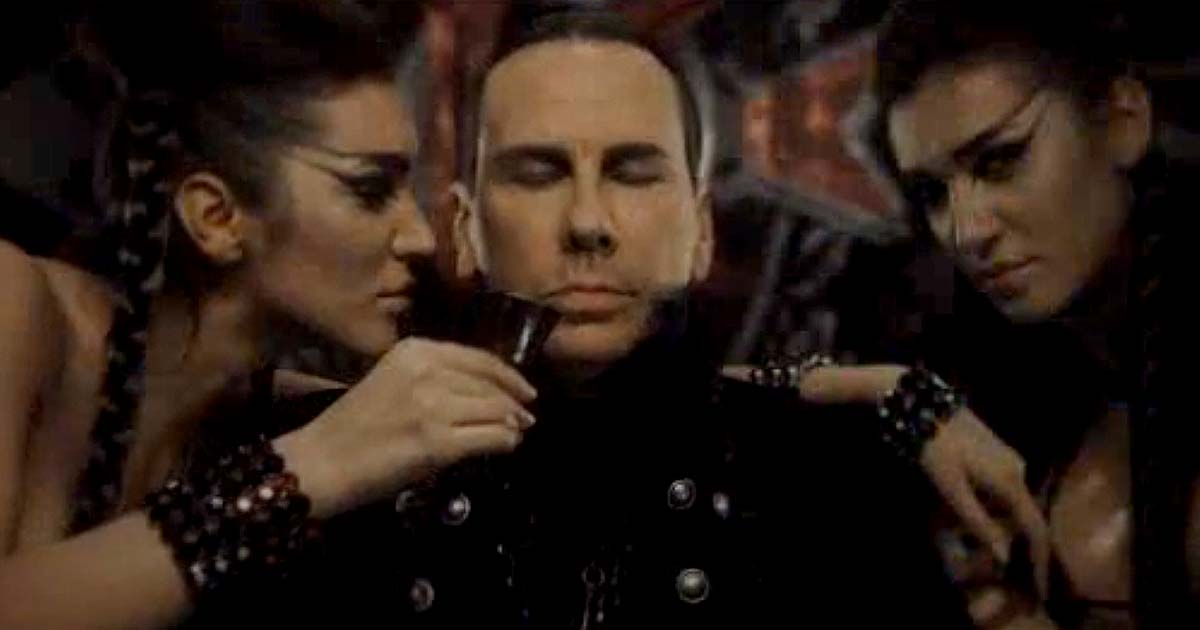 Vídeo de Kamelot, 'Rule the world'