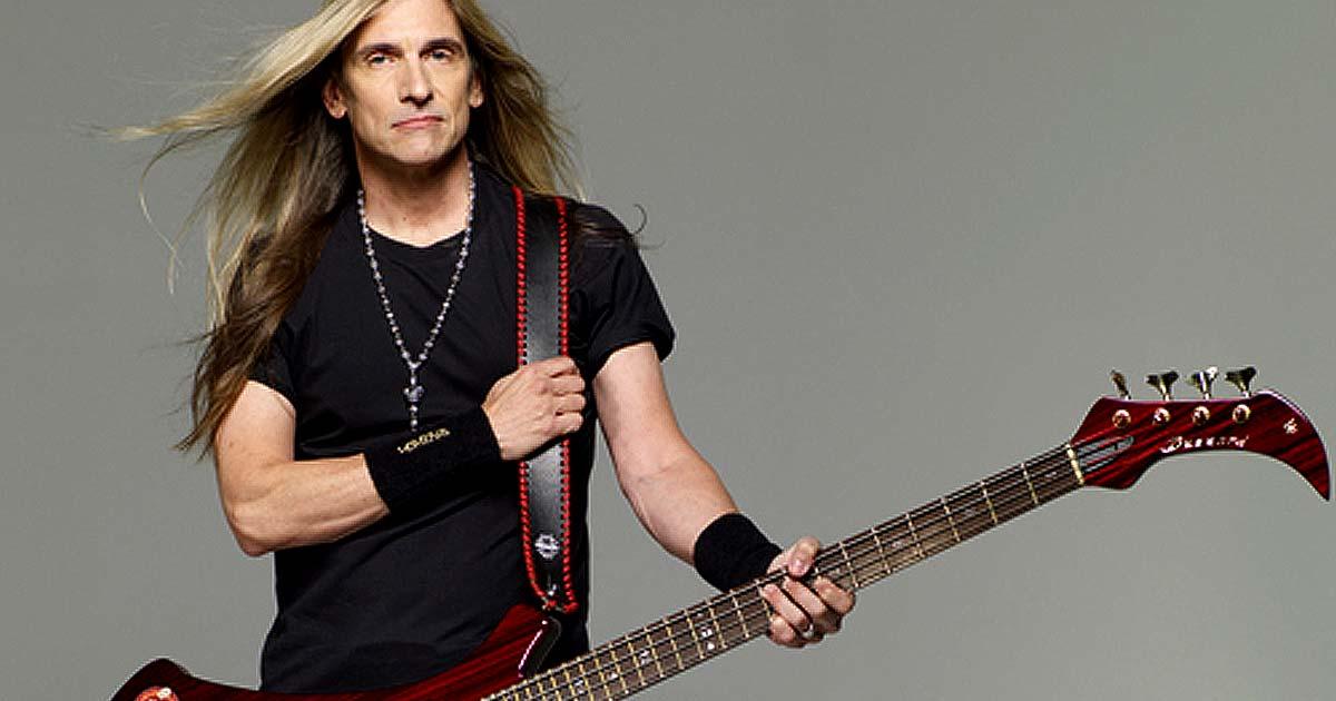 Entrevista con James LoMenzo de Megadeth