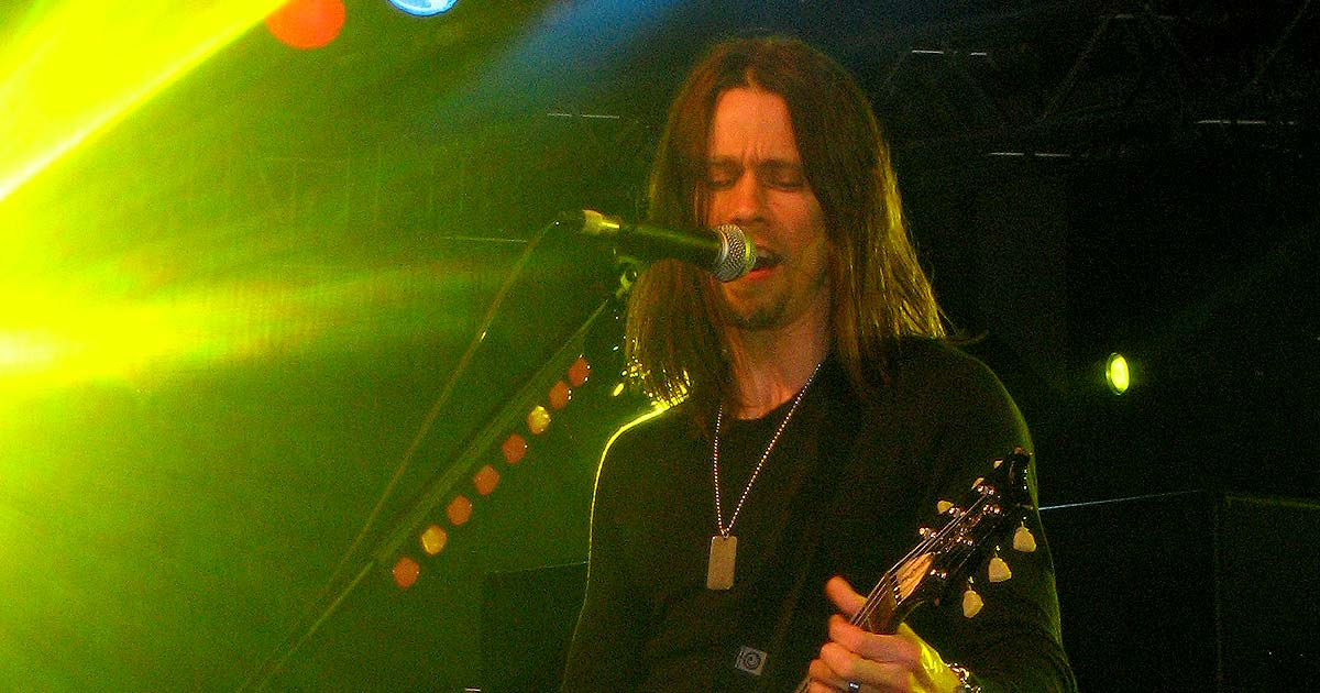 Alter Bridge en la sala Rock Star Live de Barakaldo