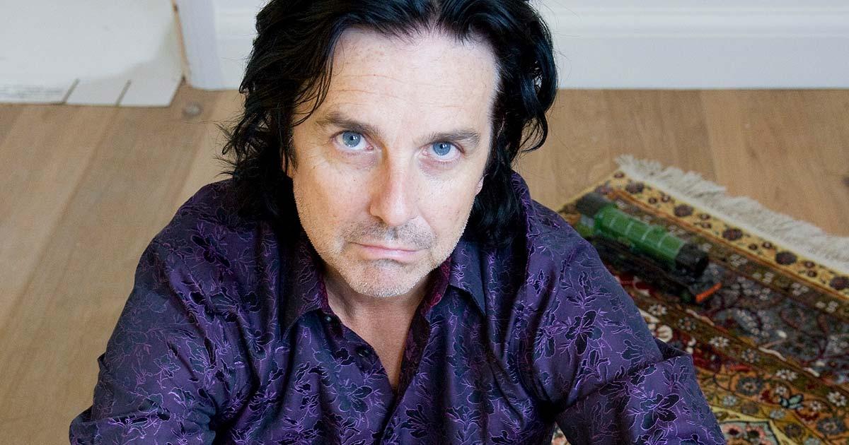 Entrevista con Steve Hogarth de Marillion
