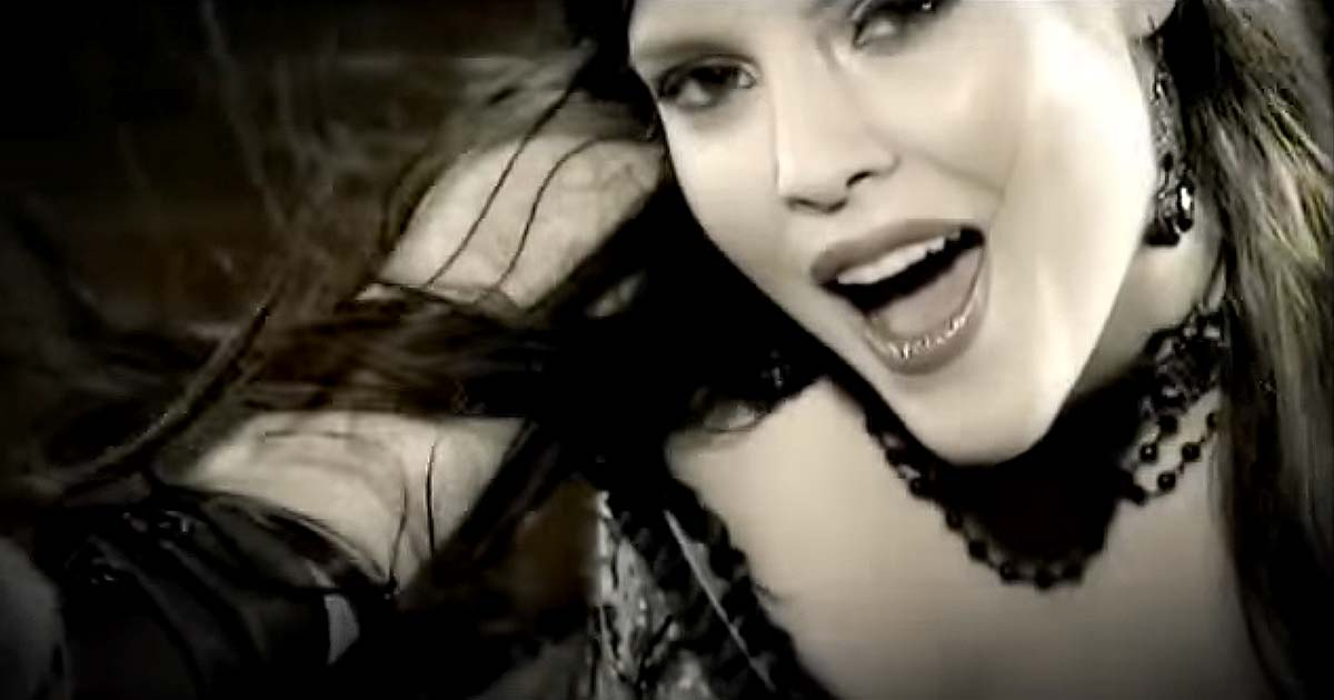 Vídeo de Sirenia, 'The Path To Decay'