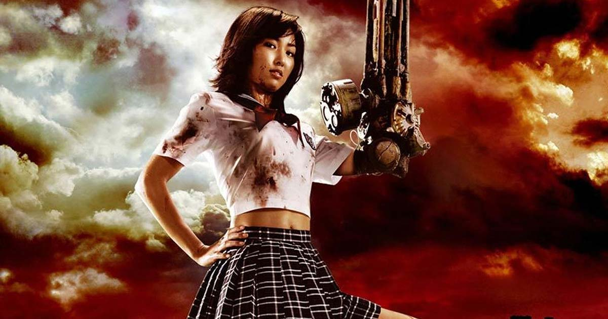 The Machine Girl, Noboru Iguchi (Kataude mashin gâru - 2008)