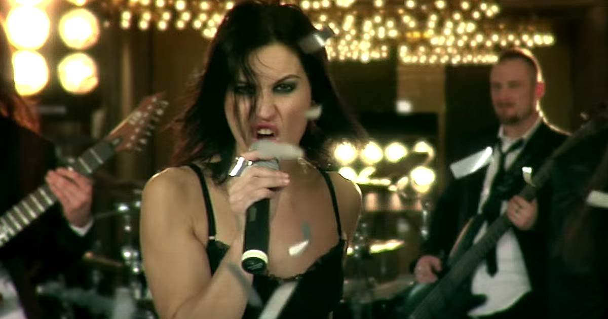 Lacuna Coil y el vídeo de 'Spellbound'