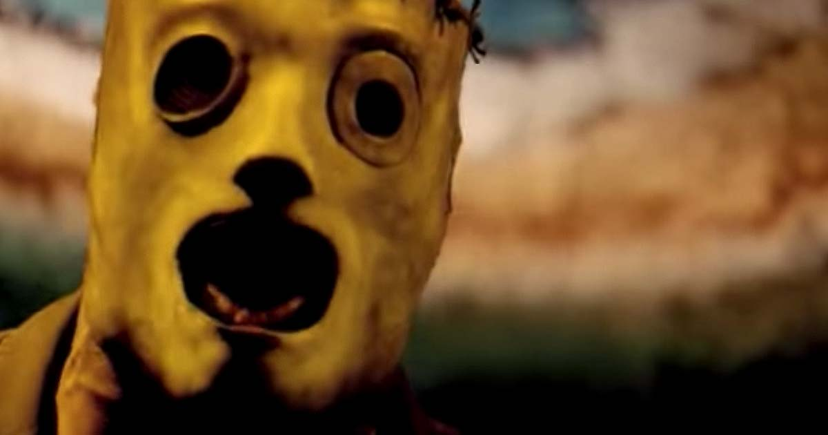 Slipknot y el vídeo de 'Sulfur'