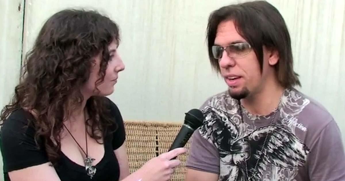 Entrevista en vídeo con Casey Grillo de Kamelot