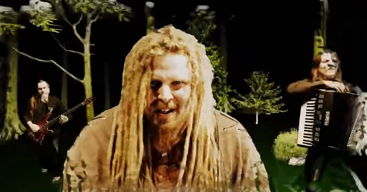 Korpiklaani y el vídeo de 'Vodka'
