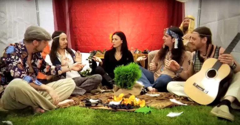 Lacuna Coil y el vídeo de 'I like it'