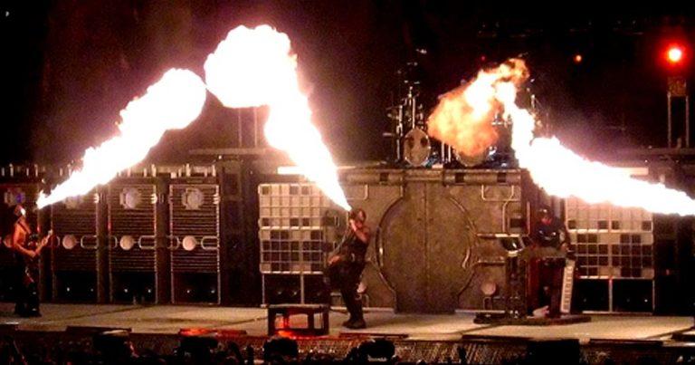 Crónica y fotos de Rammstein y Combichrist en el BEC, Barakaldo