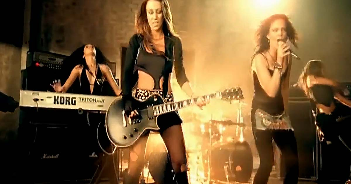 Nightwish y el vídeo de 'Bye Bye Beautiful'