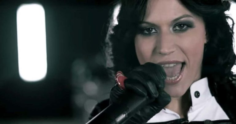 Lacuna Coil y el vídeo de 'I won't tell you'