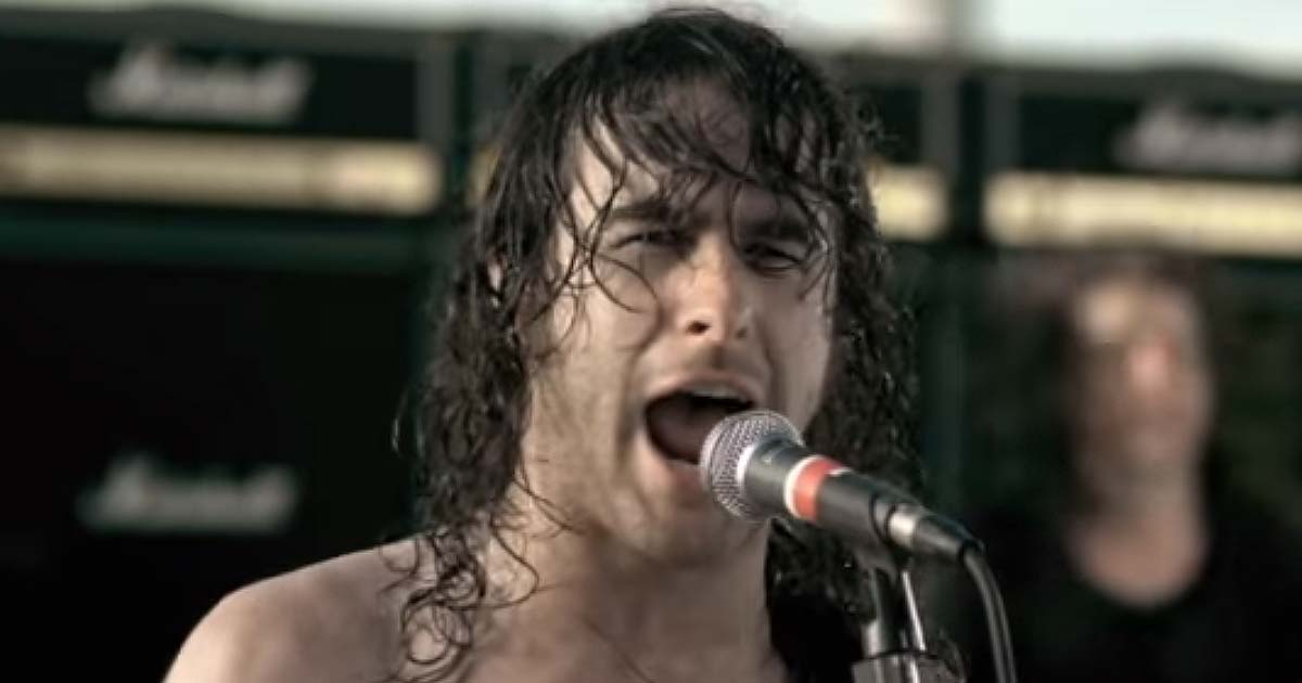 Airbourne y el vídeo de 'No way but the hard way'