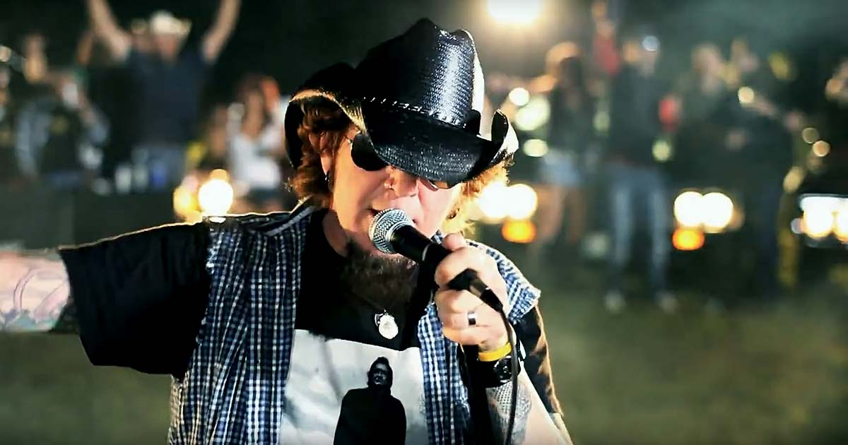 Hellyeah y el vídeo de 'Hell of a time'