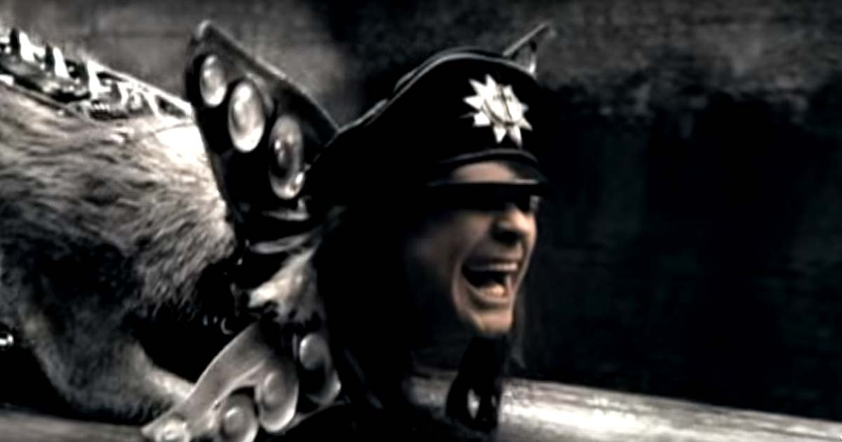 Ozzy Osbourne y el vídeo de 'Let me hear you scream'