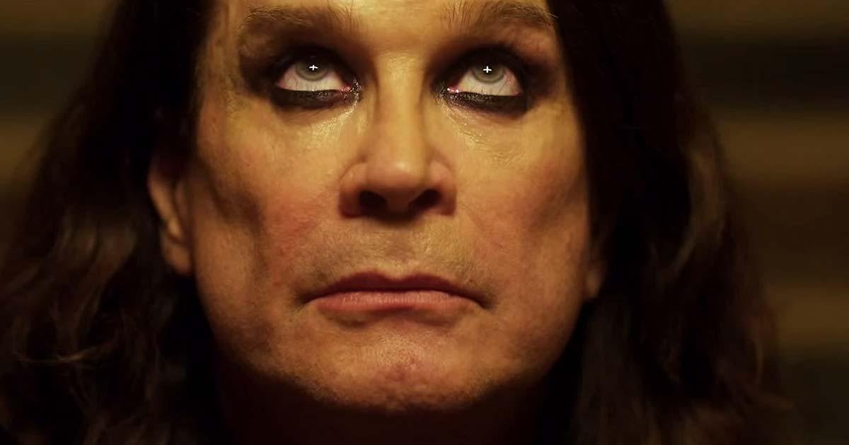 Ozzy Osbourne y el vídeo de 'Life won't wait'