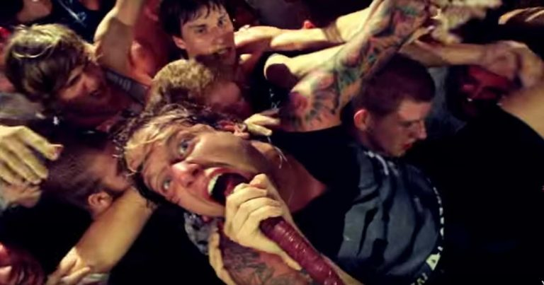 Attila y el vídeo de 'Rage'