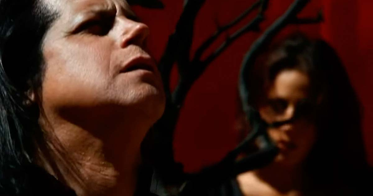 Danzig y el vídeo de 'On a wicked night'