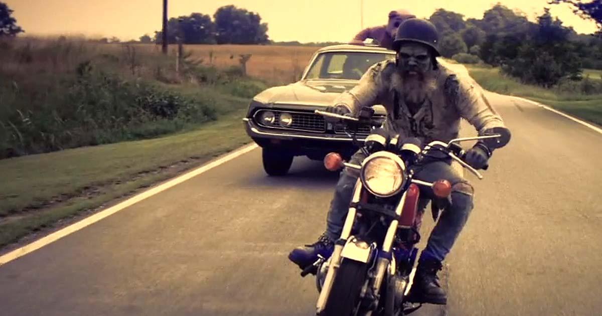 Skeletonwitch y el vídeo de 'Bringers of death'