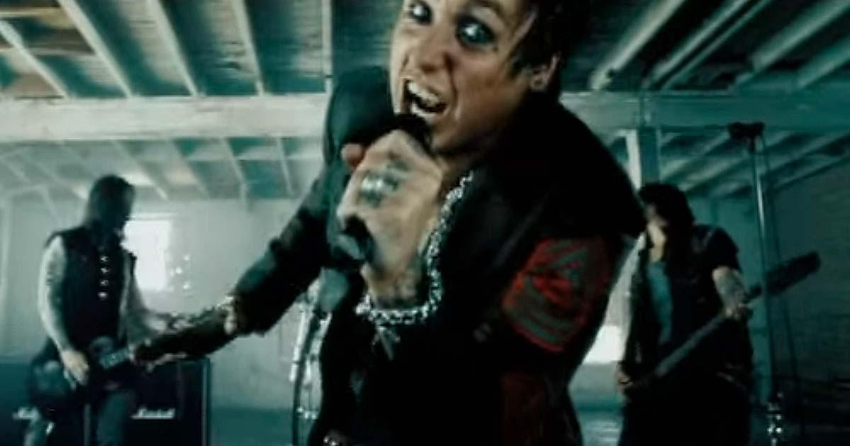 Papa Roach y el vídeo de 'Burn'