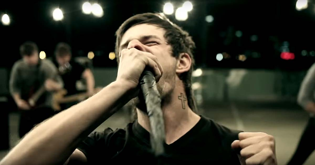 I, the breather y el vídeo de 'Forgiven'