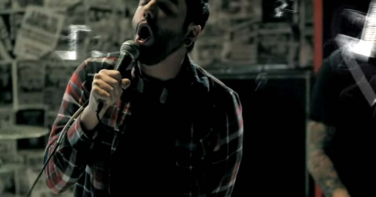 Nuevo vídeo de A day to remember 'All I want'