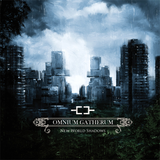 Crítica y portada de Omnium Gatherum, New World shadows