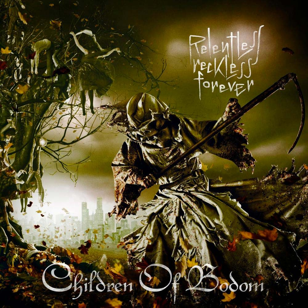 Children of Bodom 'Relentless reckless forever'