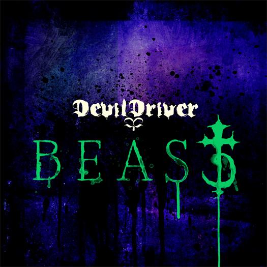 Crítica y portada de Devildriver, Beast