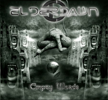 Elderdawn, Emty words crítica y portada