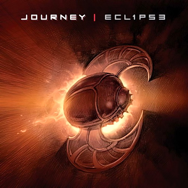 Journey 'Eclipse' Crítica y portada
