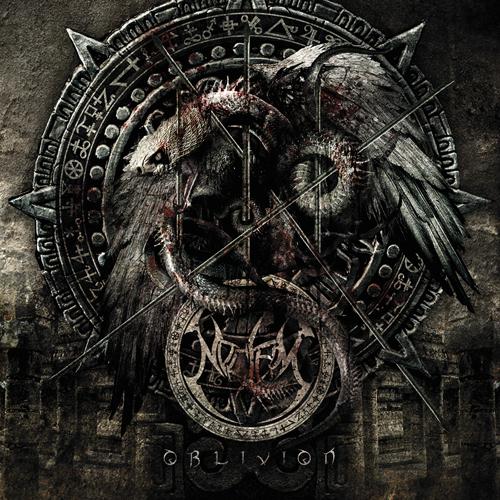 Noctem, crítica y portada de Oblivion