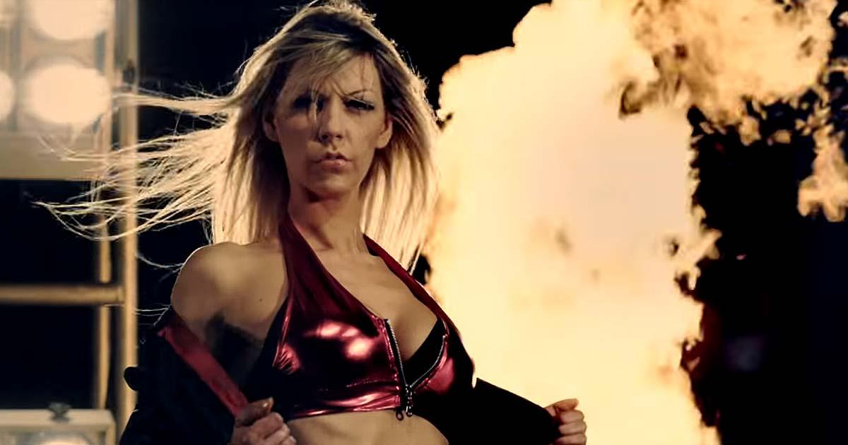 Nuevo vídeo de Poisonblack, 'Mercury falling'