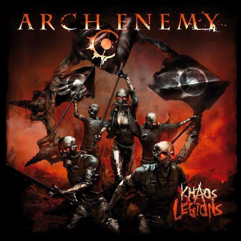 Arch Enemy 'Khaos legions'