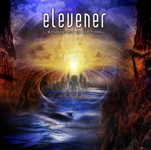Elevener, Symmetry in motion crítica y portada