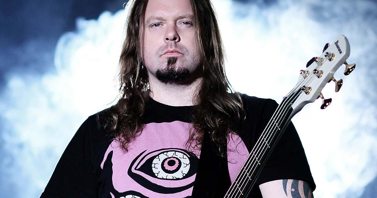 Entrevista con Peter Iwers de In Flames en el Hellfest